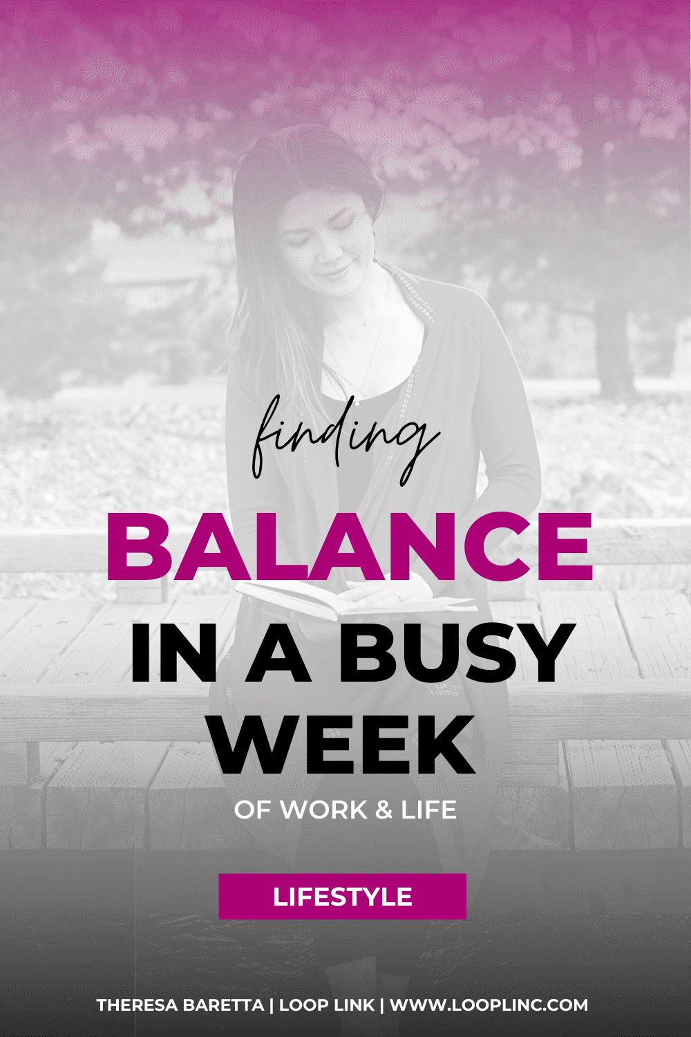 Finding Balance in a Busy Week of Work and Life