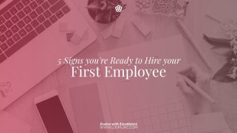 How to know when to hire your first employee