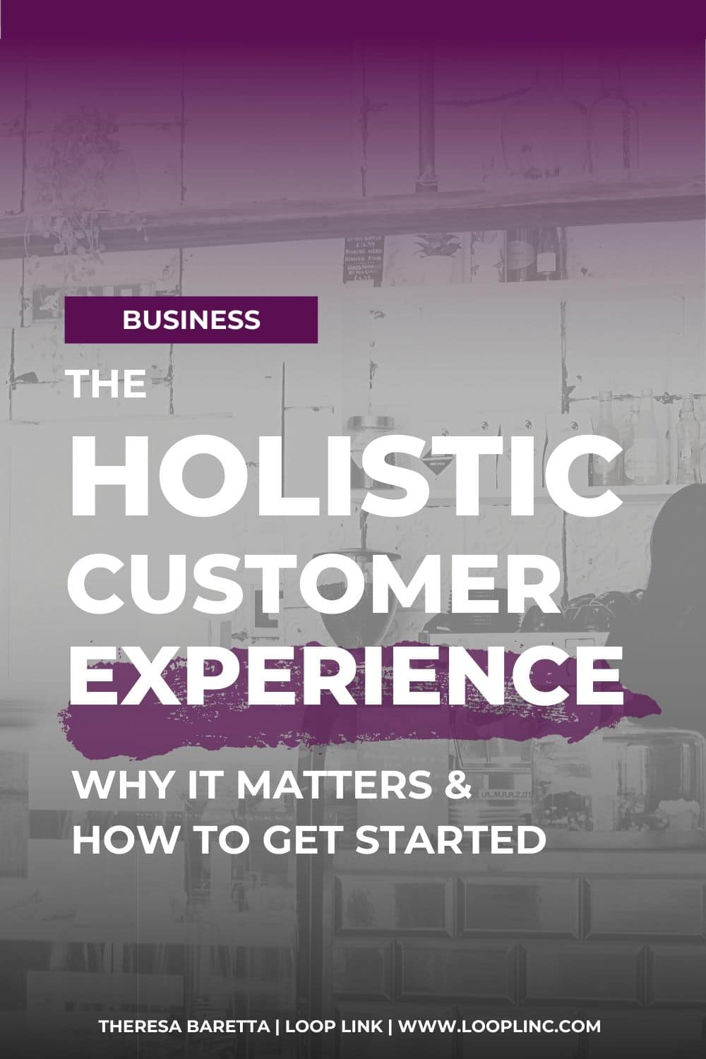 The people you serve are at the center of your success. Remind them of why they choose your brand with a holistic customer experience they won't forget.