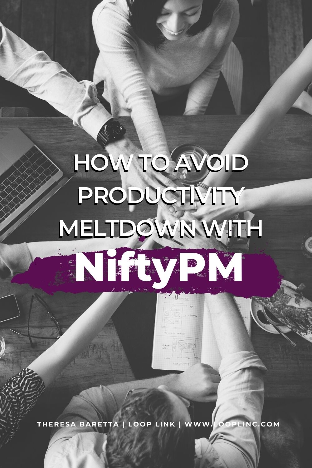 How to Avoid Productivity Meltdowns with NiftyPM
